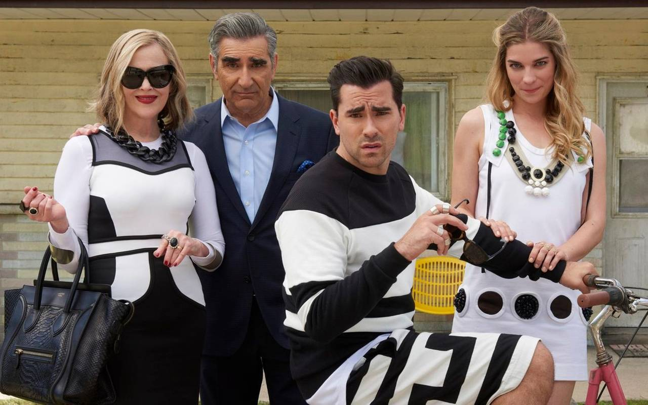 Die Roses in Schitt's Creek.