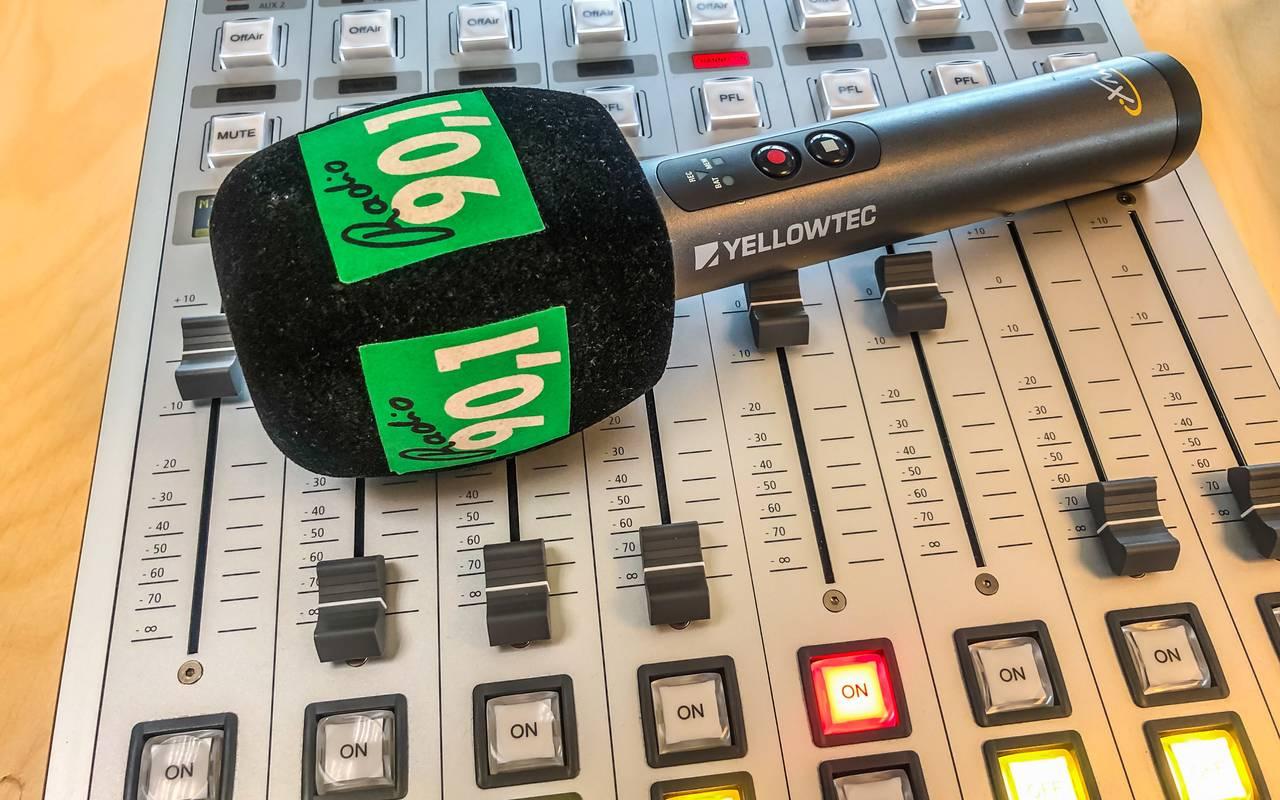 Radio 90,1 Studio